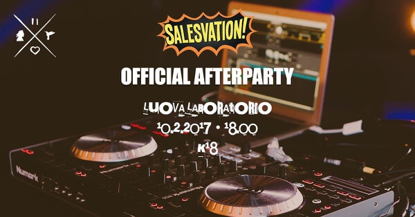 Salesvation Official Afterparty